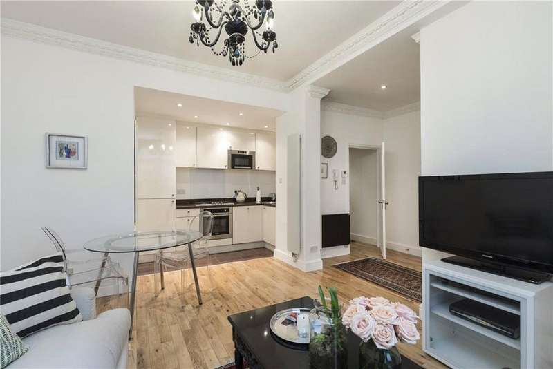 2 Bedrooms Flat for sale in Warwick Square, Pimlico, London, SW1V