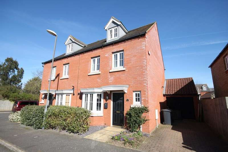 4 Bedrooms Town House for sale in Birch Grove, Lower Stondon, Henlow, SG16