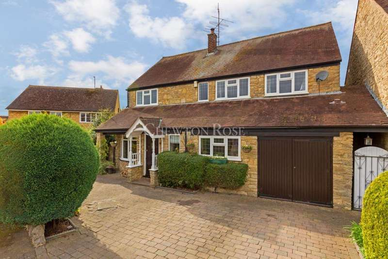 4 Bedrooms Detached House for sale in Sherington
