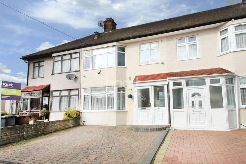 3 Bedrooms Terraced House for sale in Pemberton Gardens, Chadwell Heath