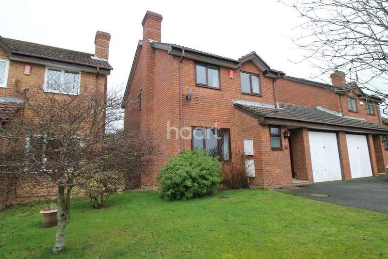 3 Bedrooms Detached House for sale in Farmhouse Way, Lovedean, Hampshire.