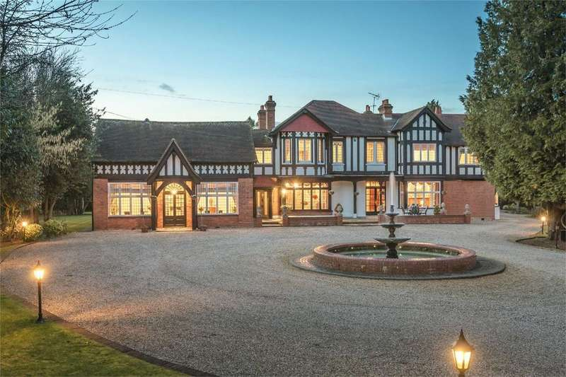 8 Bedrooms Detached House for sale in Larkmead Hall, Abridge Road, Theydon Bois, Essex