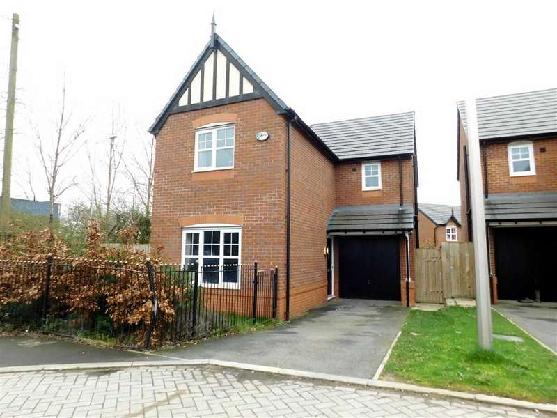 3 Bedrooms Property for sale in Lomax Gardens, Cheadle Hulme, Stockport