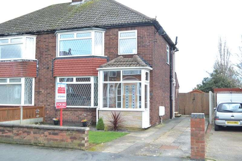 3 Bedrooms Semi Detached House for sale in Morecambe Avenue, Scunthorpe