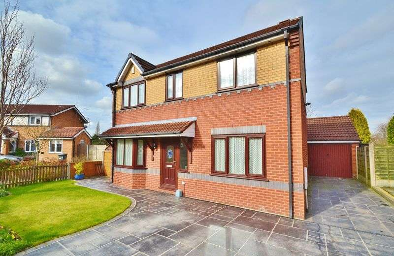 3 Bedrooms Detached House for sale in Bradford Road, Ellesmere Park