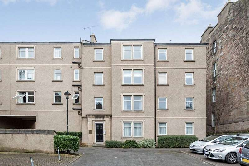 2 Bedrooms Flat for sale in 15/6 Lauriston Gardens, Lauriston, EH3 9HH