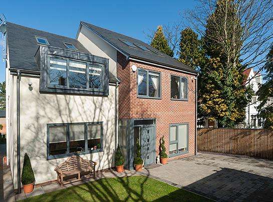 6 Bedrooms Detached House for sale in 78 The Drive, Gosforth, Newcastle upon Tyne NE3