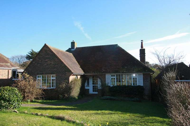 2 Bedrooms Detached Bungalow for sale in Michel Dene Road, East Dean BN20