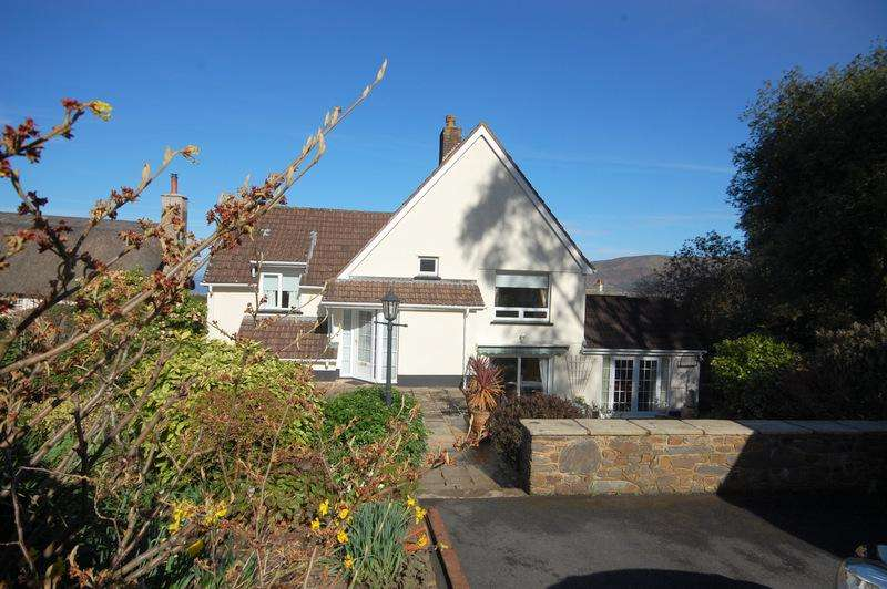 3 Bedrooms Detached House for sale in West Porlock TA24