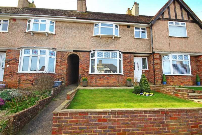 3 Bedrooms Terraced House for sale in Windlesham Close, Portslade, Brighton