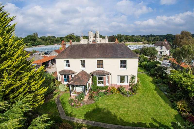 5 Bedrooms Detached House for sale in MILL LANE, TITCHFIELD