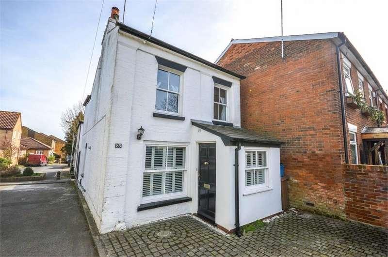 3 Bedrooms Detached House for sale in Apton Road, BISHOP'S STORTFORD, Hertfordshire