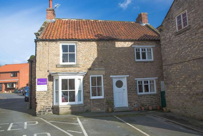 3 Bedrooms Cottage House for sale in Crown Square, Kirkbymoorside, York YO62