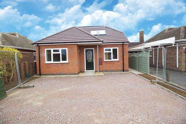 3 Bedrooms Bungalow for sale in Rupert Road, Market Harborough, LE16