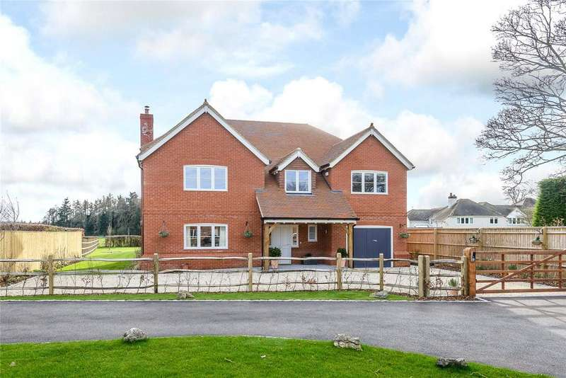 5 Bedrooms Detached House for sale in Bix, Henley-on-Thames, Oxfordshire, RG9