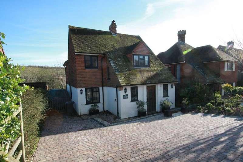 4 Bedrooms Detached House for sale in Elven Lane, East Dean BN20
