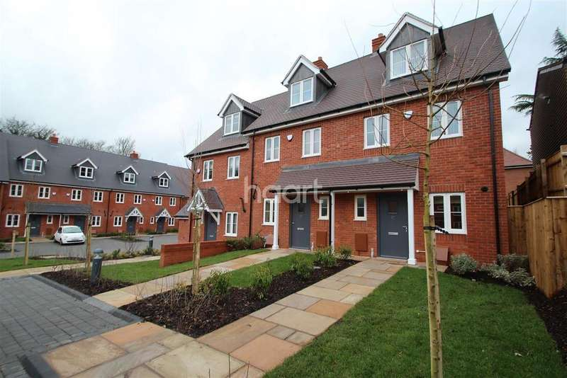 3 Bedrooms End Of Terrace House for rent in Harborne Square, Weather Oaks, Harborne