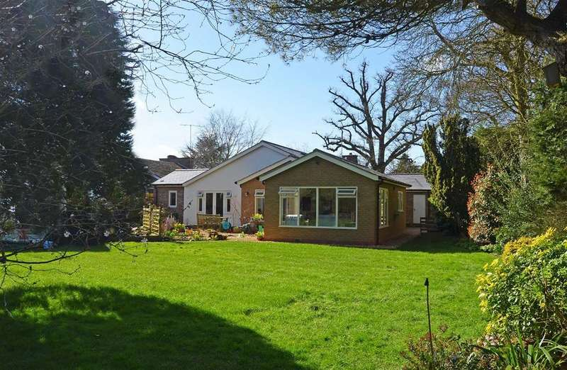 3 Bedrooms Detached Bungalow for sale in Manor Walk, Nether Heyford