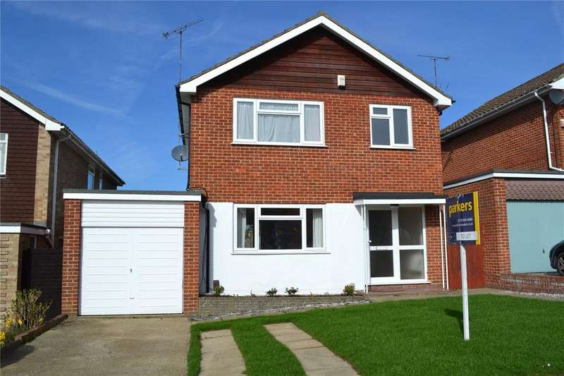 3 Bedrooms Detached House for rent in Winchcombe Road, Twyford, Berkshire, RG10