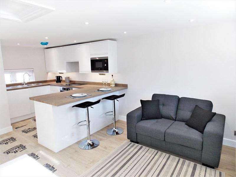 1 Bedroom Flat for sale in Carey Street, Reading, Reading