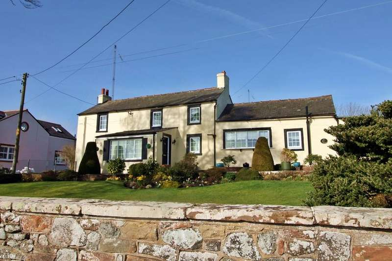4 Bedrooms Detached House for sale in The Lilacs, Anthorn