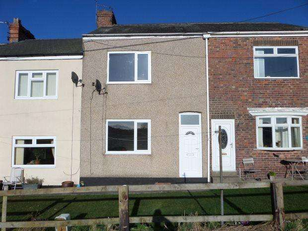 2 Bedrooms Terraced House for sale in EDNA STREET, BOWBURN, DURHAM CITY : VILLAGES EAST OF