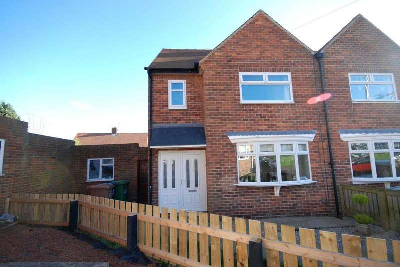 2 Bedrooms Semi Detached House for sale in Runcorn, Ryhope