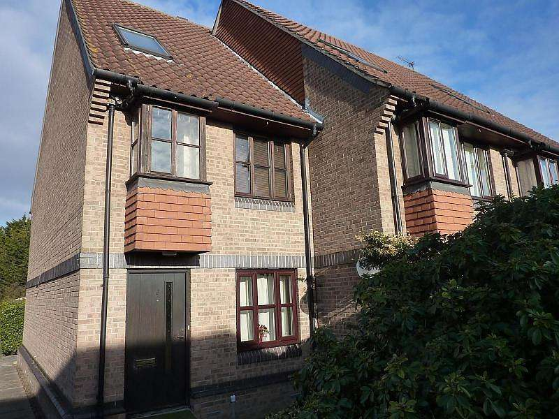 1 Bedroom Ground Maisonette Flat for sale in Bartholomew Drive, Harold Wood, Romford, RM3