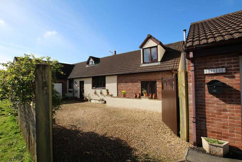 4 Bedrooms Detached House for sale in Top Road, Shipham