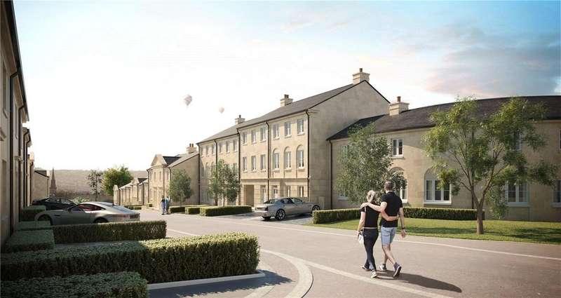 3 Bedrooms Terraced House for sale in MacKillop, Holburne Park, Warminster Road, Bath, BA2