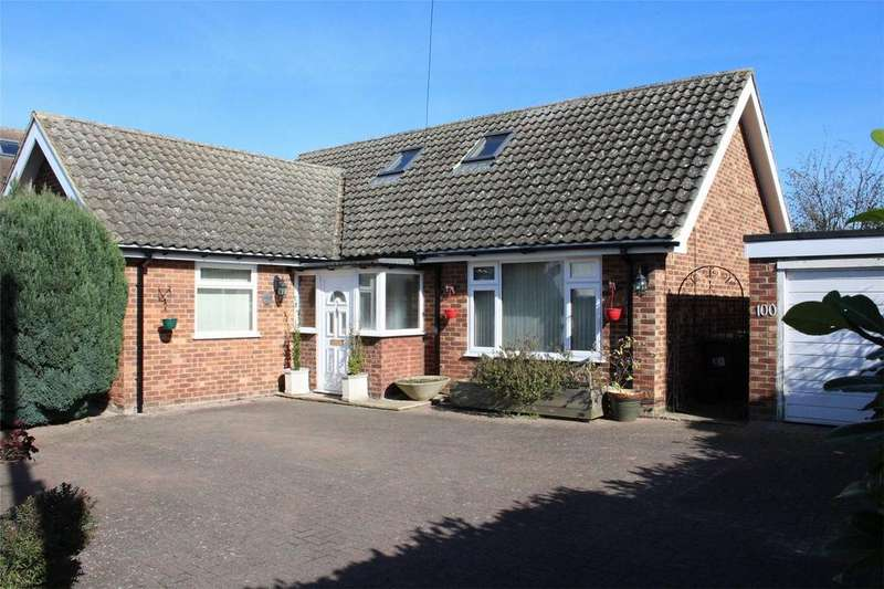 3 Bedrooms Detached Bungalow for sale in House Lane, Arlesey, Bedfordshire