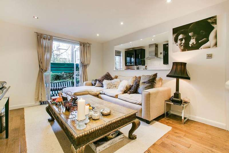 1 Bedroom Apartment Flat for sale in Brompton Park Crescent, London, SW6