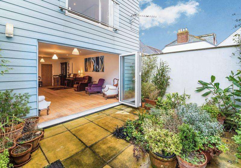 4 Bedrooms Semi Detached House for sale in Barnoon, St Ives, Cornwall