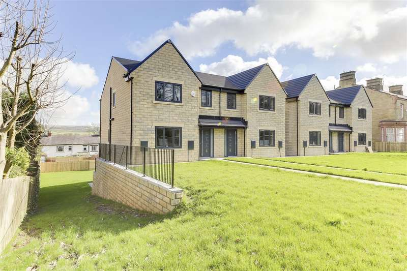 5 Bedrooms Semi Detached House for sale in Plot 2, Towneley View, Todmorden Road, Burnley