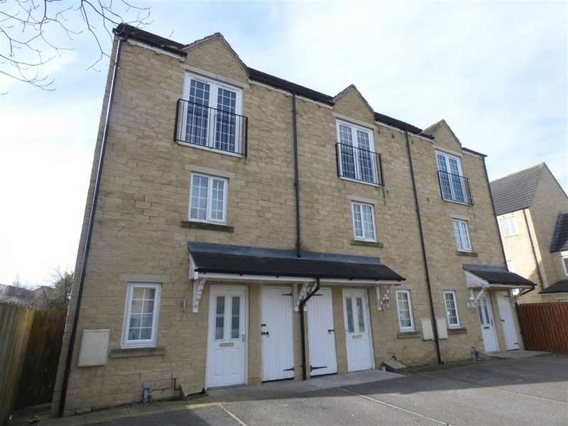 3 Bedrooms Property for sale in Pippin Court, Ovenden, HALIFAX, West Yorkshire, HX2