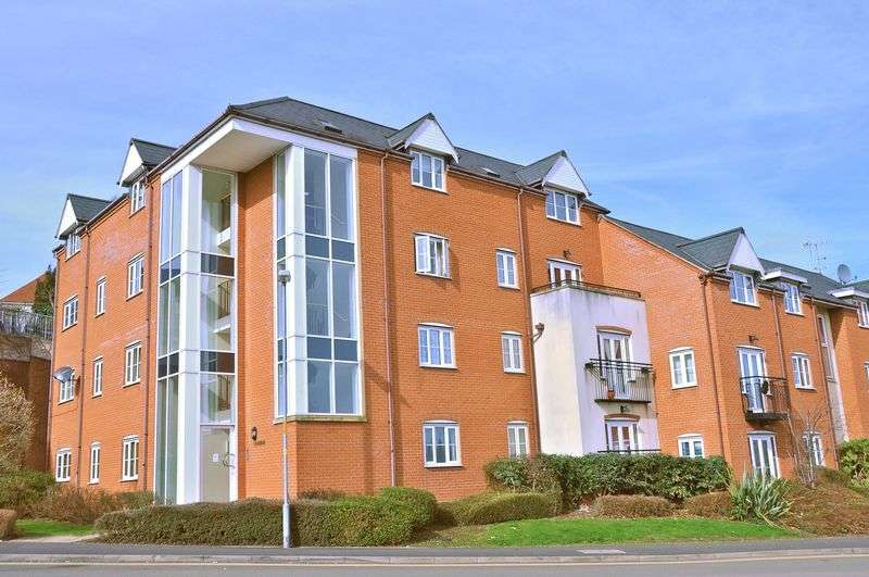 2 Bedrooms Flat for sale in Vale House, Common Road, Evesham, WR11 4QX