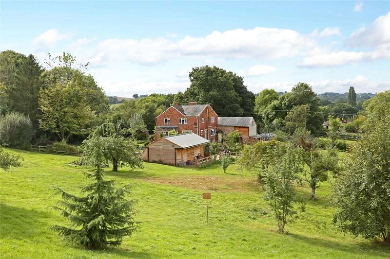 5 Bedrooms Detached House for sale in Aston Ingham Road, Kilcot, Newent, Gloucestershire, GL18