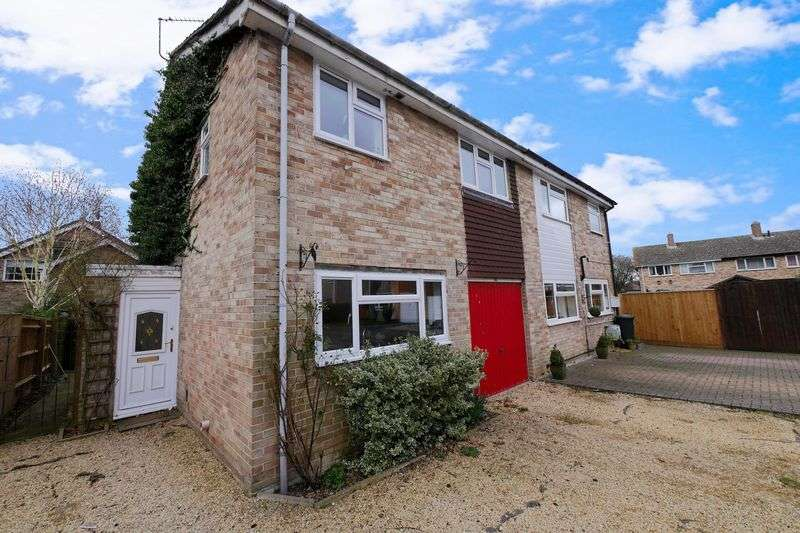 3 Bedrooms Semi Detached House for sale in CHALGROVE
