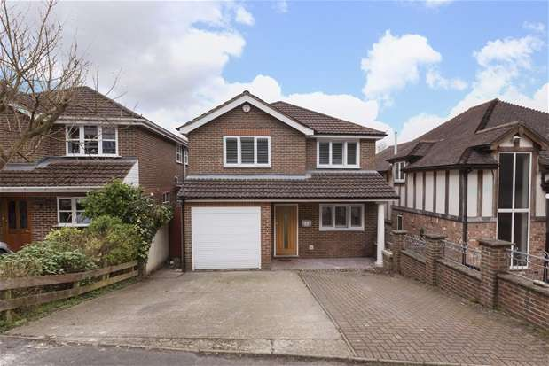 6 Bedrooms Detached House for sale in The Grove, Biggin Hill