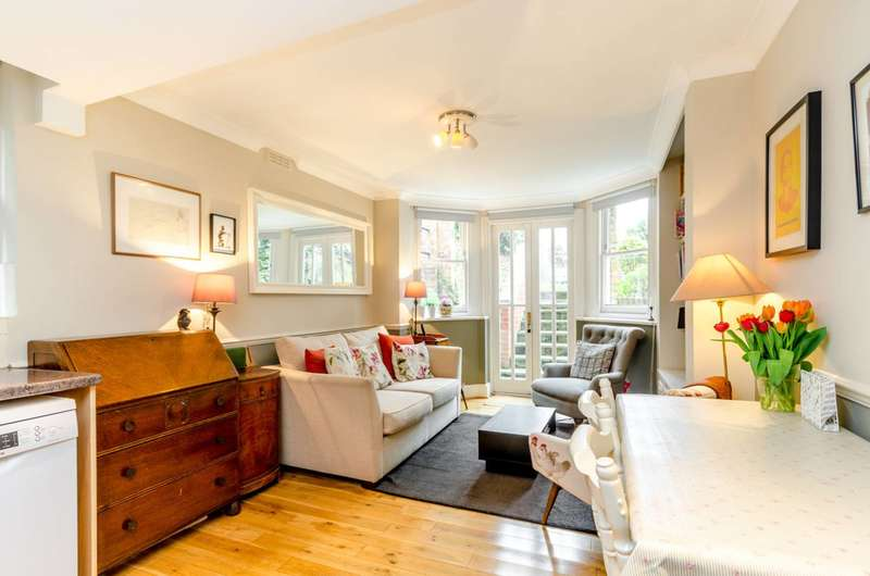 2 Bedrooms Flat for sale in Kendal Place, Putney, SW15