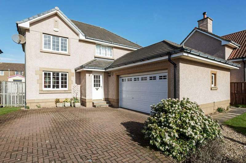 4 Bedrooms Detached House for sale in 7 Tranter Crescent, East Lothian, EH32 0UF