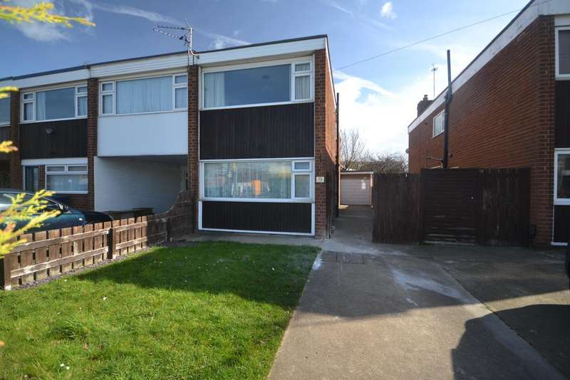 2 Bedrooms Semi Detached House for sale in Longbeck Road, Marske TS11