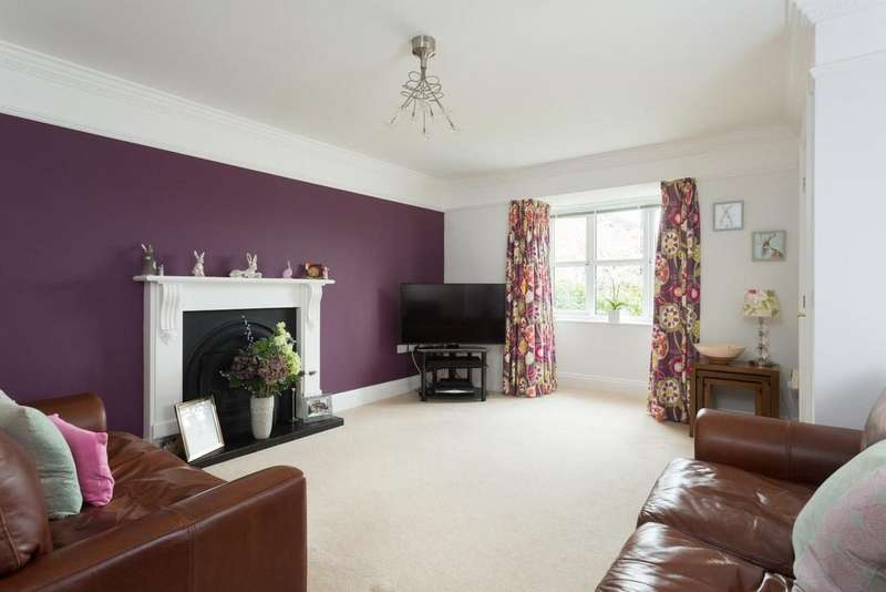 4 Bedrooms Detached House for sale in Wolsey Grange, Cawood