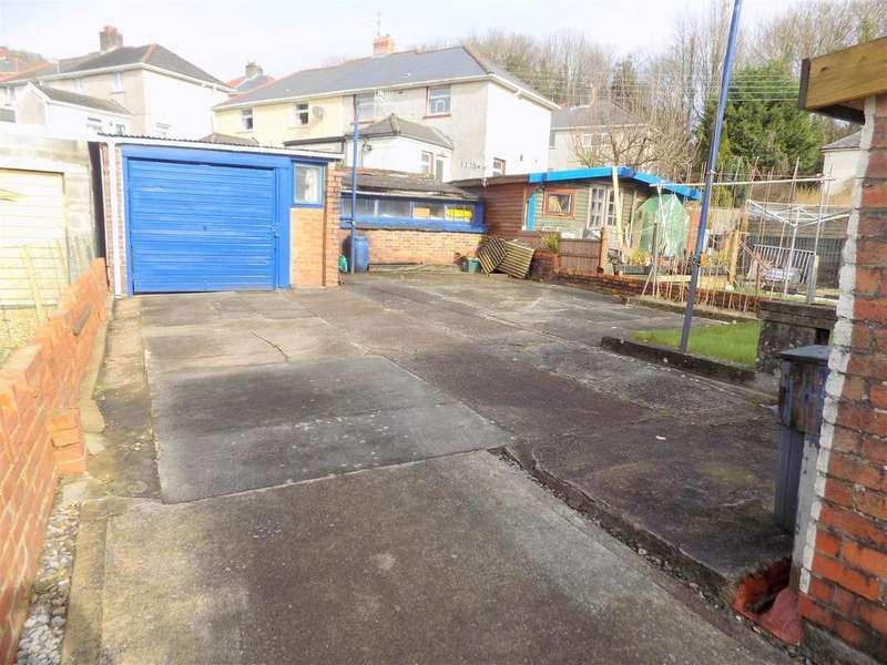 3 Bedrooms Semi Detached House for sale in Dynevor Road, Skewen, Neath