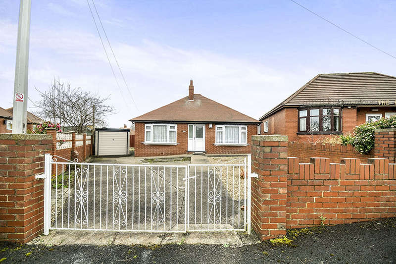 2 Bedrooms Detached Bungalow for sale in D Dodworth Road, Barnsley, S70