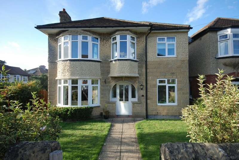 5 Bedrooms Detached House for sale in Queensbury Road, Salisbury, Wiltshire, SP1