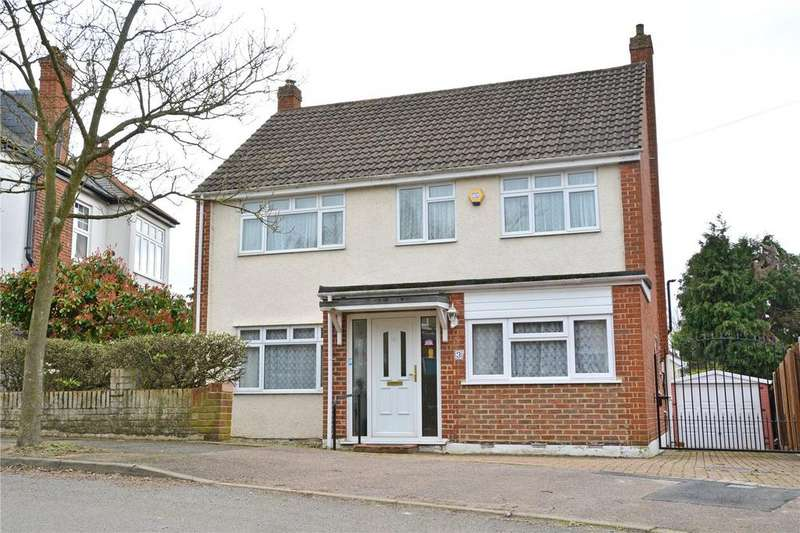 4 Bedrooms Detached House for sale in Beaconsfield Road, Bromley, BR1