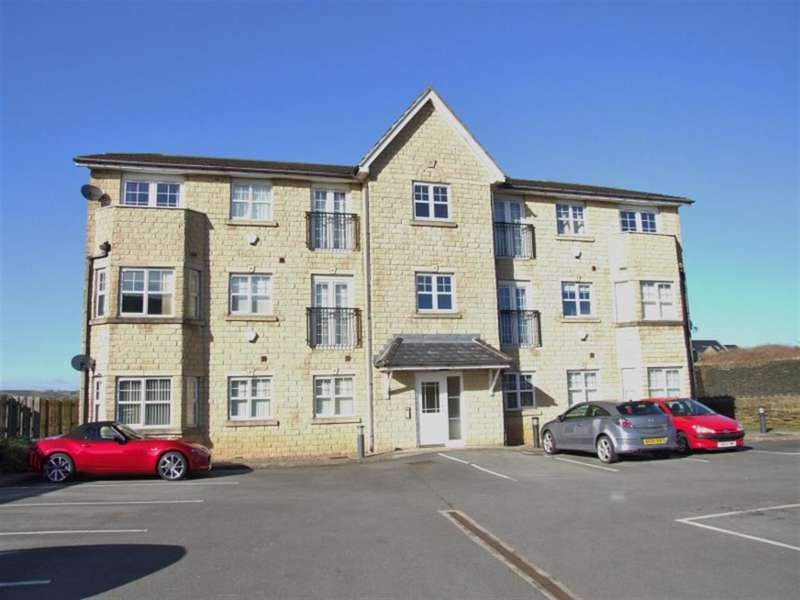 2 Bedrooms Apartment Flat for sale in Calder Edge, Southowram, Halifax, HX3 9LS