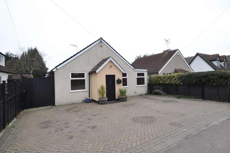 3 Bedrooms Bungalow for sale in Broadley Terrace, Common Road, EN9