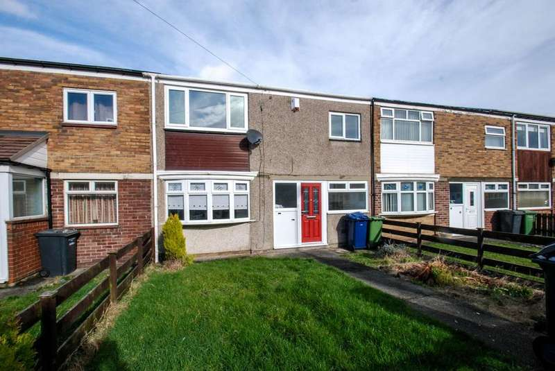 3 Bedrooms Semi Detached House for sale in Heaton Gardens, South Shields